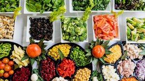 Fresh Food Spread