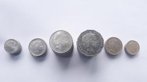 Payment Australia coins