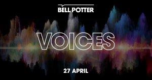 VOICES Event Announcement