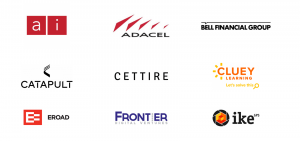 Decoded Speakers - List of company logos